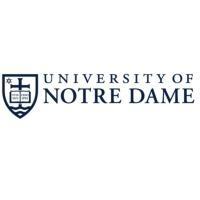 Photo University of Notre Dame