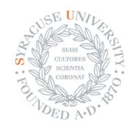 Photo Syracuse University