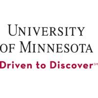 Photo University of Minnesota, Twin Cities