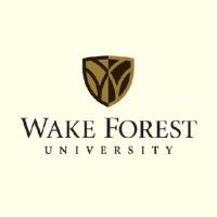 Photo Wake Forest University